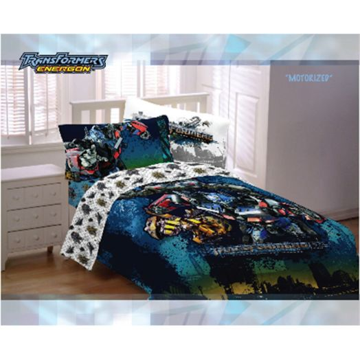 Transformers 2 Motorized Sheet Sets