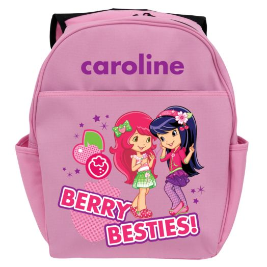 Strawberry Shortcake Cherry Jam Pink Youth Backpack