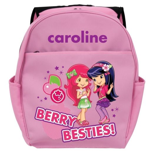 Strawberry Shortcake Cherry Jam Pink Toddler Backpack