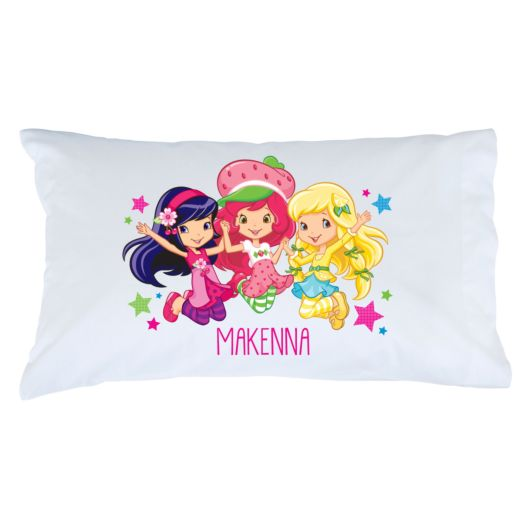 Strawberry Shortcake Sweet Sidekicks Pillowcase