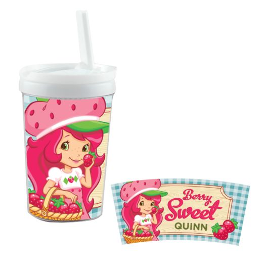 Strawberry Shortcake Berry Sweet Sippy Cup