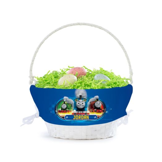 Personalized Thomas & Friends Steam Team Basket