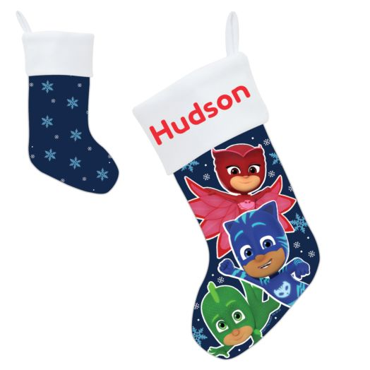 Personalized Christmas Stocking - PJ Masks