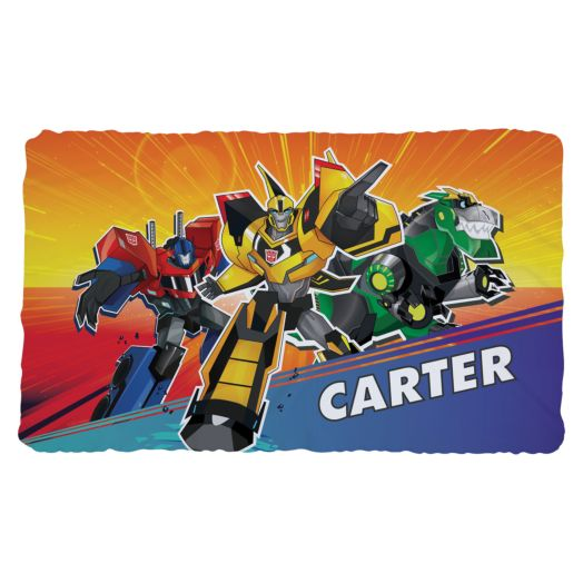 Transformers Robots in Disguise Fuzzy Blanket
