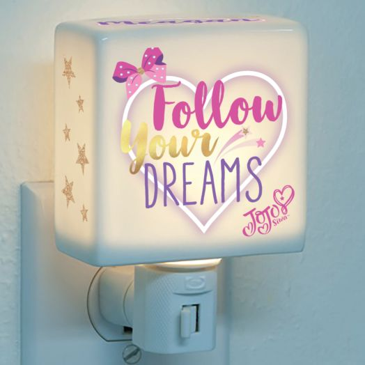 JoJo Siwa Follow Your Dreams Nightlight