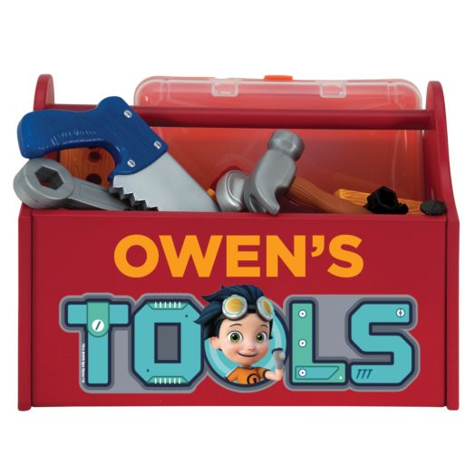 Rusty Rivets Tool Toy Caddy
