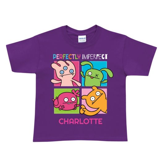 Uglydolls Perfectly Imperfect Purple T-Shirt