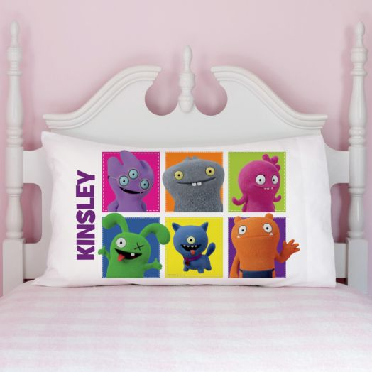 Uglydolls Personalized Pillowcase