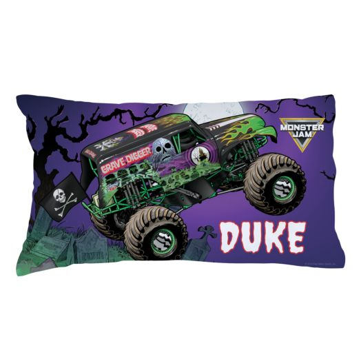 Grave Digger In Action Personalized Pillowcase