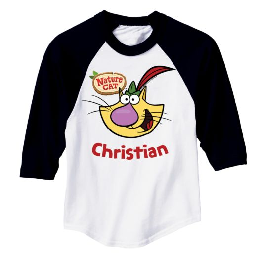 Nature Cat Personalized Sports Jersey