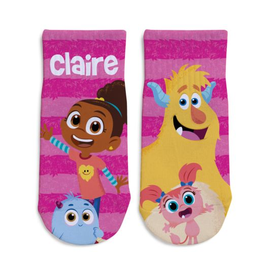 Esme & Roy Personalized Toddler Socks