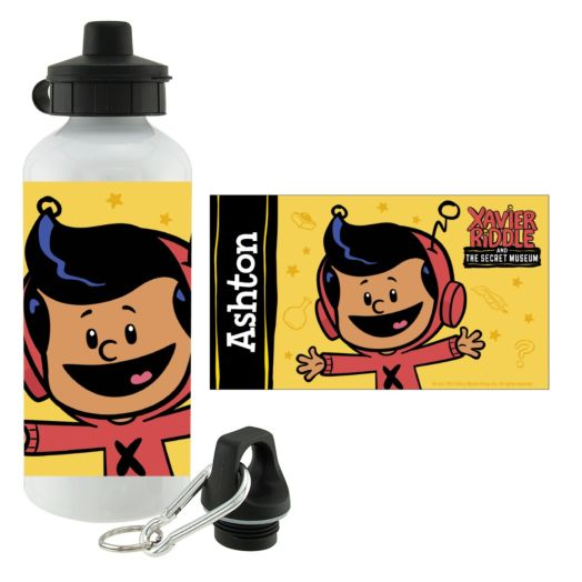 Xavier Riddle Personalized Sports Bottle
