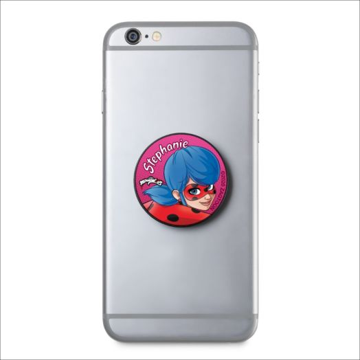 Miraculous Ladybug Personalized Phone Grip