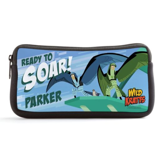 Wild Kratts Ready To Soar Personalized Pencil Case