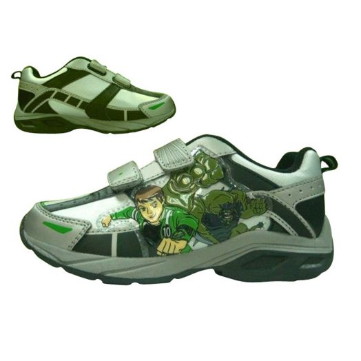 Ben 10 Ultimate Alien Athletic Shoes in Green