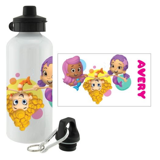 Bubble Guppies Girls Sports Bottle