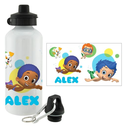 Bubble Guppies Boys Sports Bottle