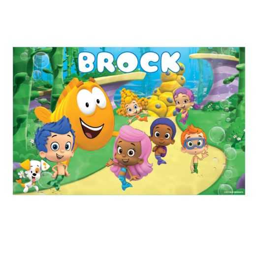Bubble Guppies Friends Placemat