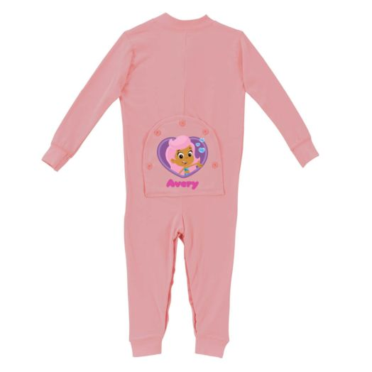 Bubble Guppies Pink Playwear
