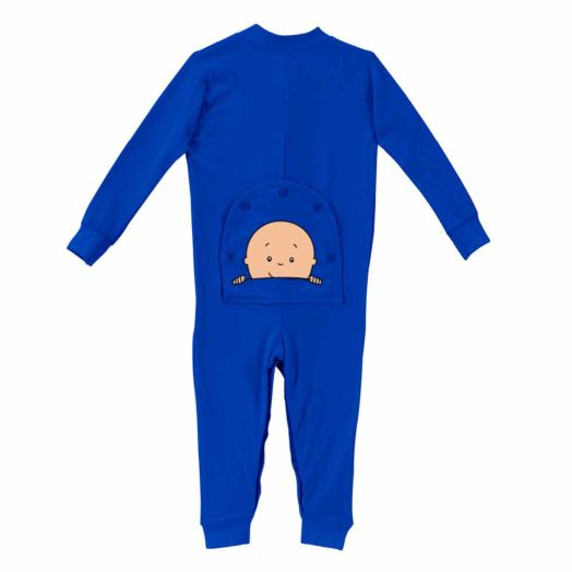 Caillou Peek-a-Boo Royal Blue Playwear