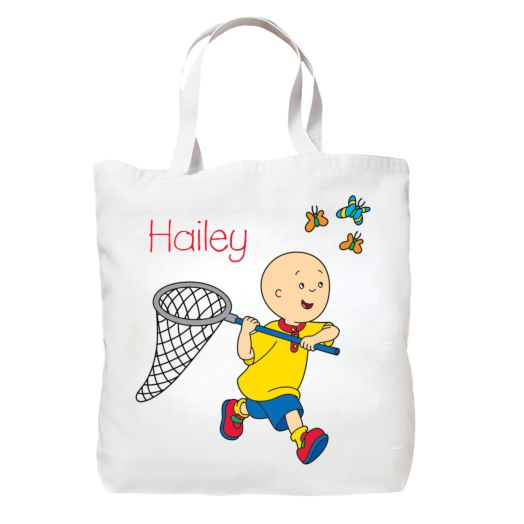 Caillou Adventure Tote Bag