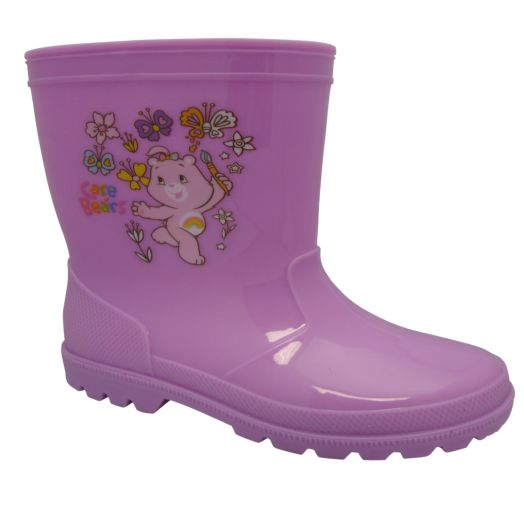 Care Bears Pink Infant Rainboots