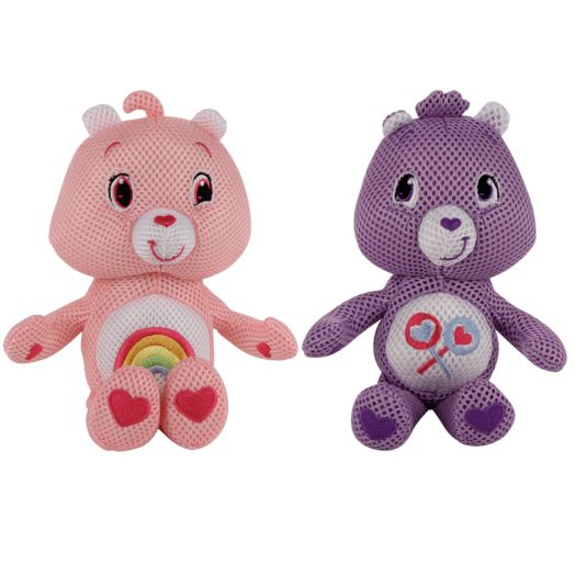 Care Bears Splish Splashers - Share Bear & Cheer  Bear (2 pack)
