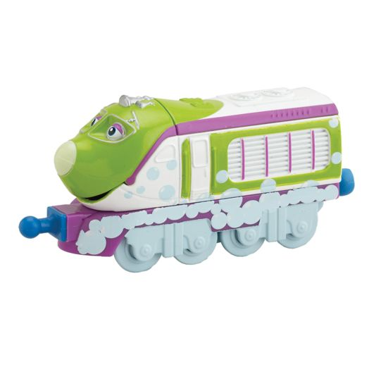 Chuggington Soapy Koko Die-Cast Engine
