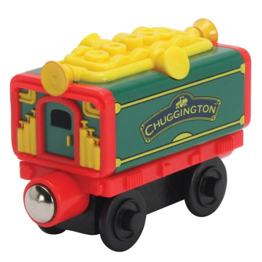 Chuggington Trains Wooden Railway Wood Crossing Platform with Vee