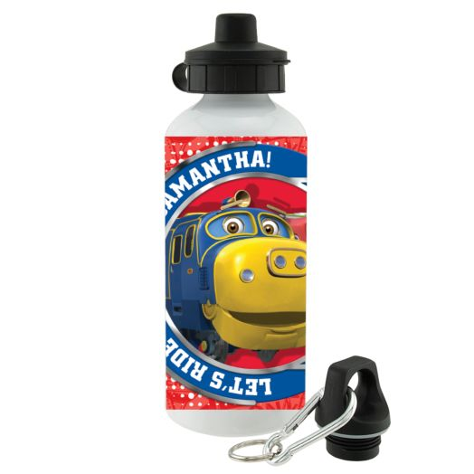 Chuggington Ride with Chuggers Sports Bottle