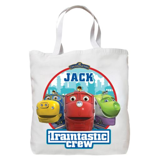 Chuggington Traintastic Crew Tote Bag