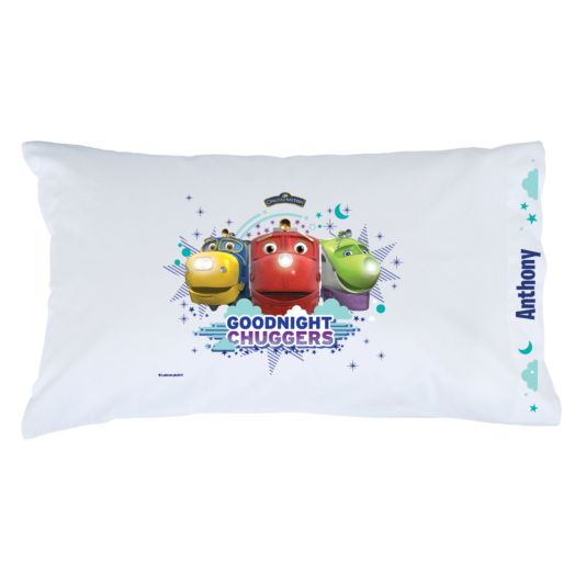 Chuggington Goodnight Chuggers Pillowcase