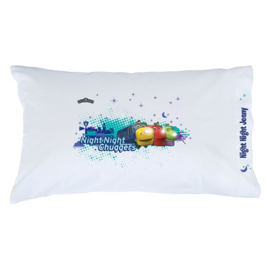 Chuggington Night Night Chuggers Pillowcase