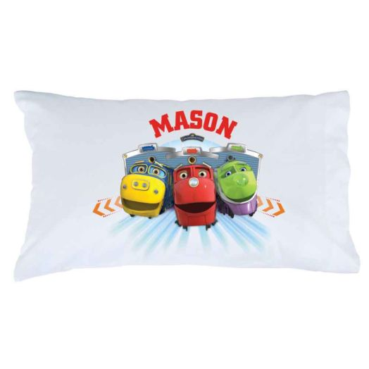 Chuggington Trainee Tracks Pillowcase