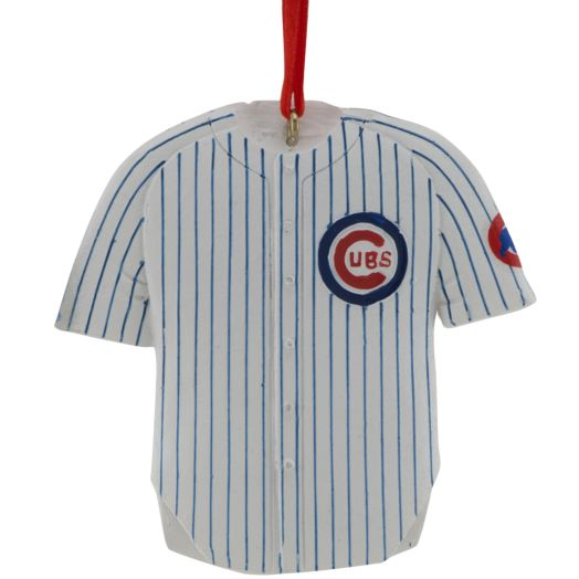 Chicago Cubs Personalized Ornament