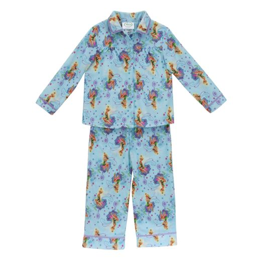 Disney Fairies Toddler Garden Friends Pajamas