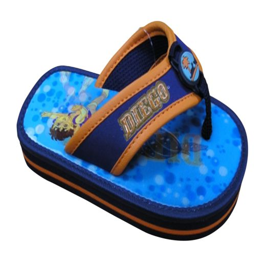 Go Diego Go! Blue Infant Sandals