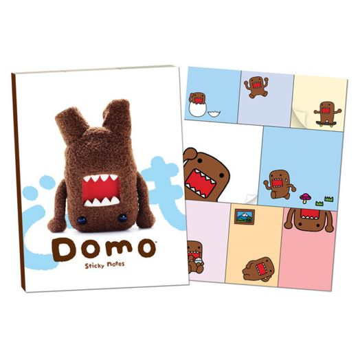 Domo Sticky Note Book