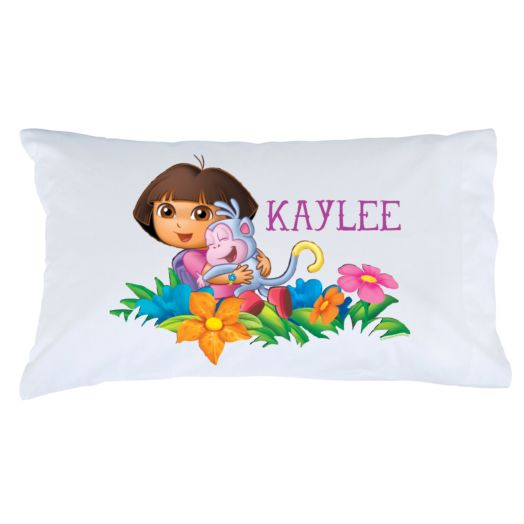 Dora the Explorer Adventure Pillowcase
