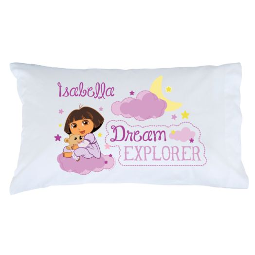 Dora the Explorer Dream Explorer Pillowcase