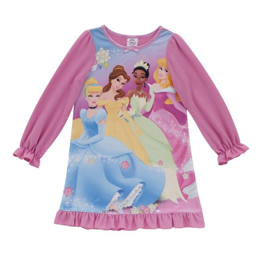 Disney Princess Girls' Royal Nightgown