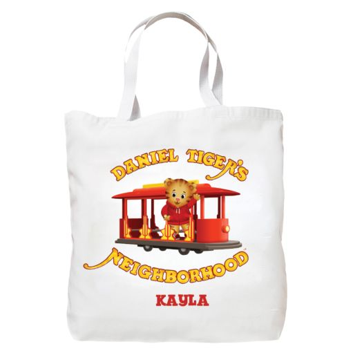 Daniel Tigers Neighborhood Tote Bag