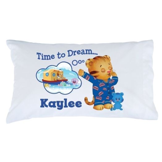 Daniel Tiger's Neighborhood Time to Dream Pillowcase