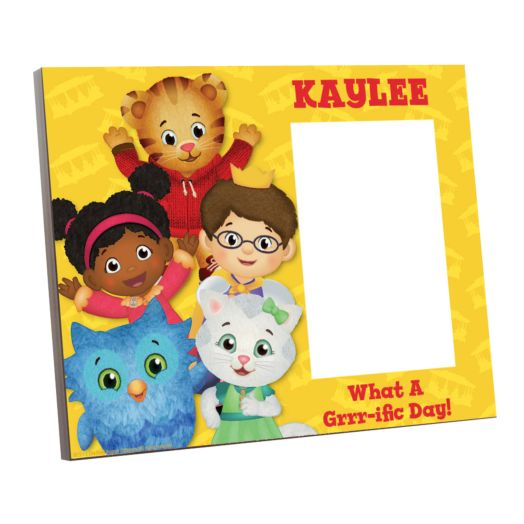 Daniel Tiger's Neighborhood Daniel & Friends Picture Frame