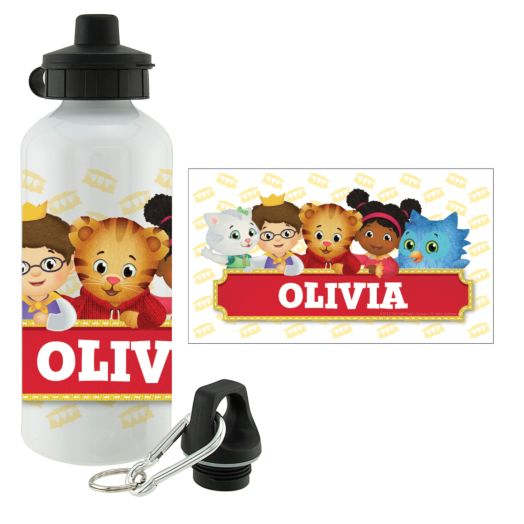Daniel Tiger's Neighborhood Group Sports Bottle
