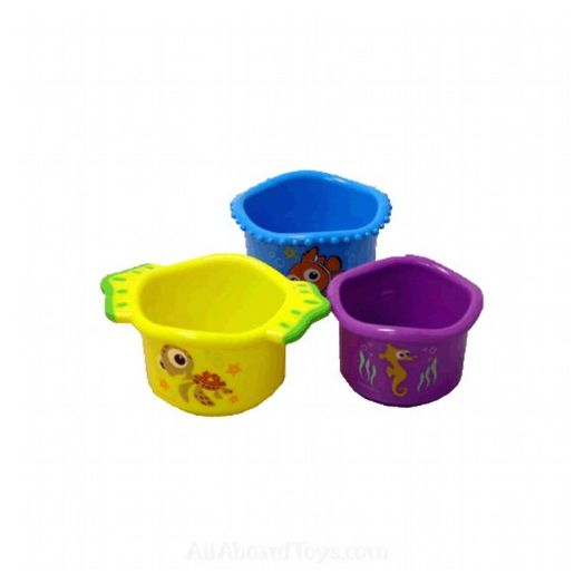 Finding Nemo Bath Cups Toy