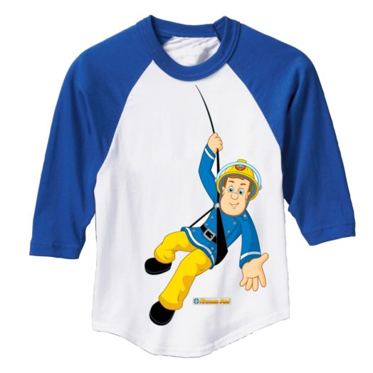 Fireman Sam Take My Hand Sports Jersey