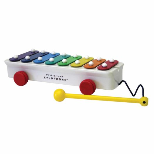 Fisher Price Toys Pull-A-Tune Xylophone