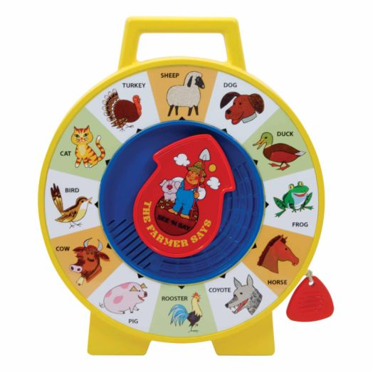Fisher Price Toys  The Farmer Says See 'N Say