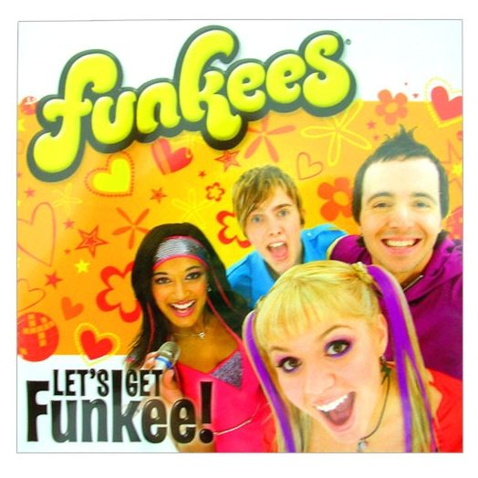 The Funkees Let's Get Funkee CD